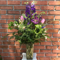 Queen for a Day Vase