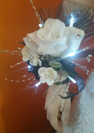 Queen of the Ball Corsage