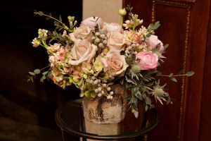 Quicksand Birch Box Arrangement in Northport, NY | Hengstenberg's Florist