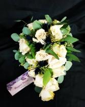 Quicksand bouquet Wedding bouquet