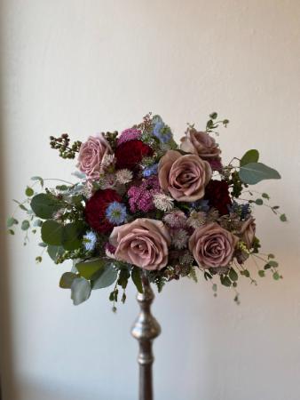 QuickSand Bridal Bouquet