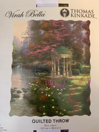 Quilt or Tapestry Blanket Memorial