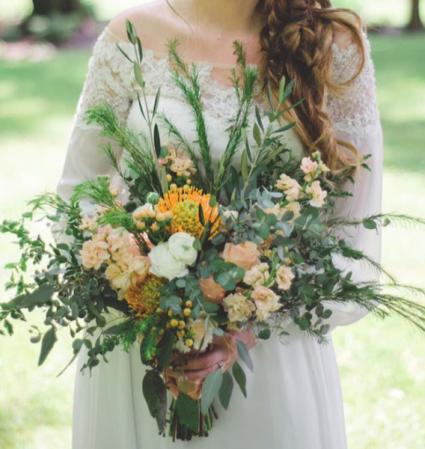 Rachelle Bridal Bouquet Bridal Bouquet In Powell Tn Powell
