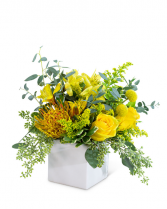 Radiance Flower Arrangement