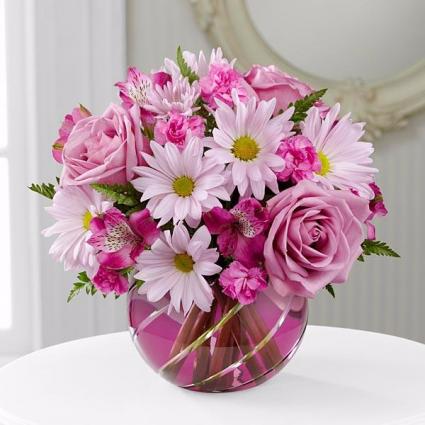 Radiant Blooms Bouquet