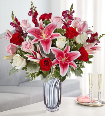 Radiant Devotion Bouquet everyday