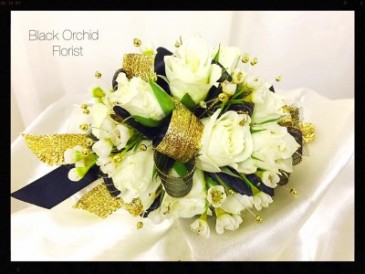Radiant Gold Corsages
