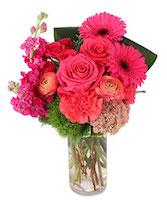 Radiant Ranunculus & Roses Floral Design