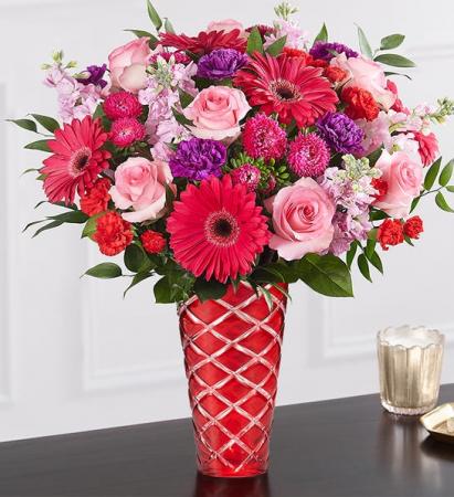 Radiant Rhapsody Bouquet