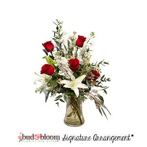 Radiant Romance Bouquet