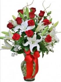 TRUE LOVE Valentine's Day Flowers