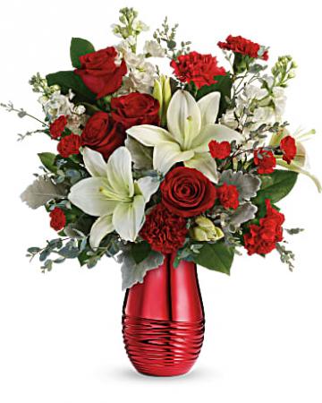 Radiant Rouge Bouquet!