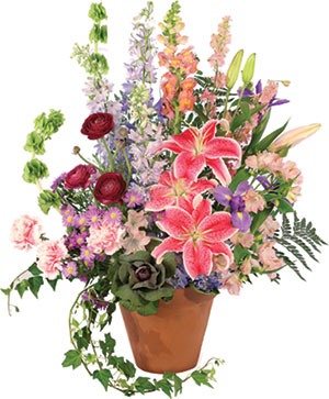 Radiant Variety Floral Design in Hillsboro, OR | FLOWERS BY BURKHARDT'S
