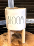 Rae Dunn Bloom Container Container