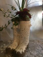 Rain Boots Plant