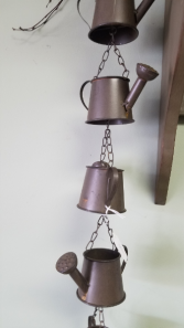 Rain Chain Watering Cans Garden & Patio