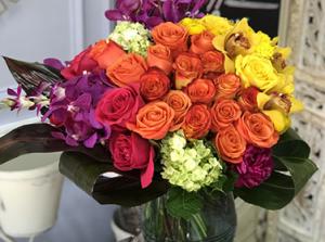 Rainbow Dreams   in Ozone Park, NY | Heavenly Florist