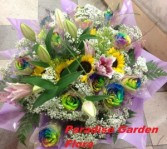 Rainbow Life  Hong Kong Bouquet
