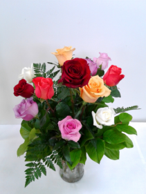 Rainbow of Roses Roses