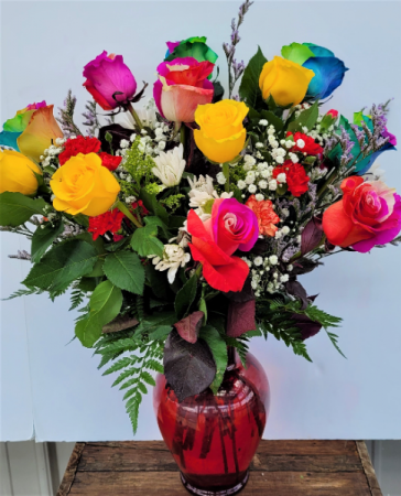 Rainbow of Roses Summer Special