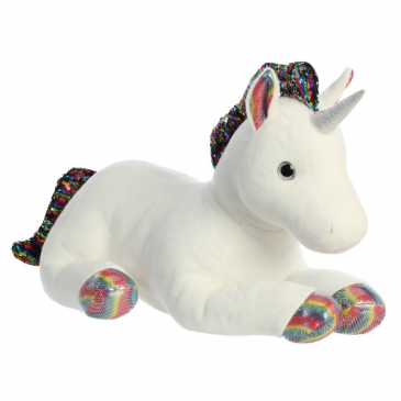 Rainbow Simmers Unicorn