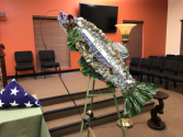 Rainbow Trout Spray  Funeral