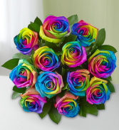 Rainbows for Mom or anyone Roses