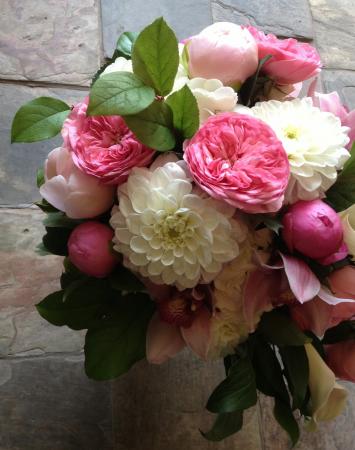 Rambling Garden Vase Arrangement