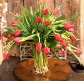 Ramo de  tulipanes Ramo