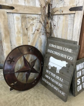 Ranch Decor