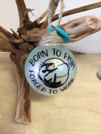 Random handmade ornaments
