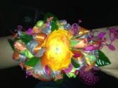 Ranunculus wristlet Corsages