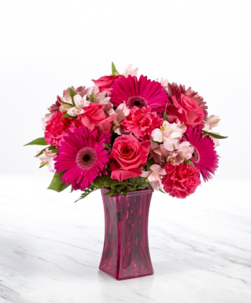 Raspberry Rush™ Bouquet