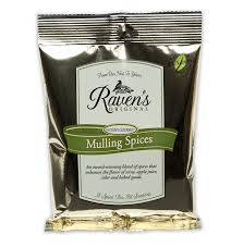 Raven's Original Mulling Spices  in Richmond, VA | WG Miller Creations Florist & Gift Shop