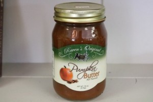 Raven's Original Pumpkin Butter  in Richmond, VA | WG Miller Creations Florist & Gift Shop