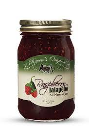 Raven's Original Razeberry Jalapeno Jam  in Richmond, VA | WG Miller Creations Florist & Gift Shop