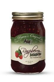 Raven's Original Razeberry Jalapeno Jam
