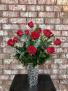Ravishing Red Classic Dozen Roses