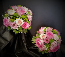 Ravishing Roses  Bridal Bouquets