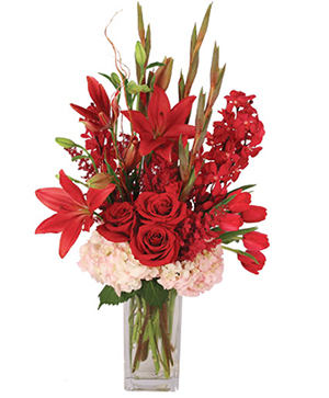 Ravishing Ruby Floral Design in Ozone Park, NY | Heavenly Florist
