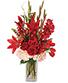 Ravishing Ruby Floral Design