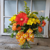 Ray of Sunshine Fresh Arrangement
