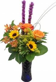 Ray of Sunshine Vase Arrangement