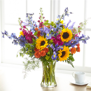 The FTD Rays of Life Bouquet