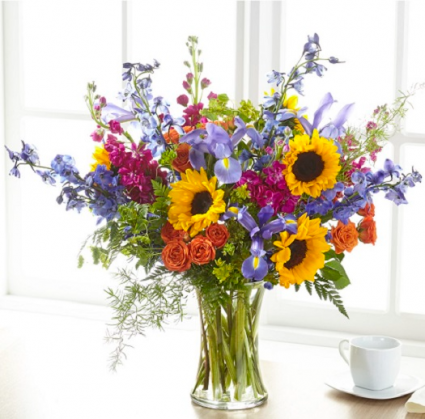 Rays of Love Bouquet PFD-S-125   (S5324)
