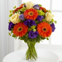 Rays of Solace Bouquet SYMPATHY