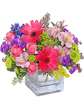Razzle Dazzle Bouquet of Flowers