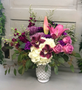 Razzle Dazzle  Vase Arrangement