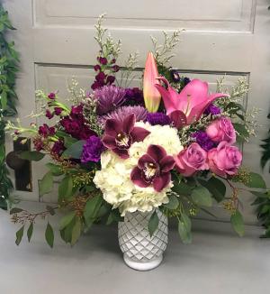 Razzle Dazzle  Vase Arrangement  in Libby, MT | LIBBY FLORAL & GIFT