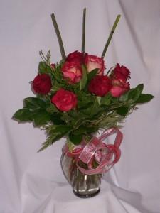 Reach For The Stars - Sympathy Arrangements Prince George BC FLORISTS   FLOWERS, AMAPOLA BLOSSOMS FLOWERS